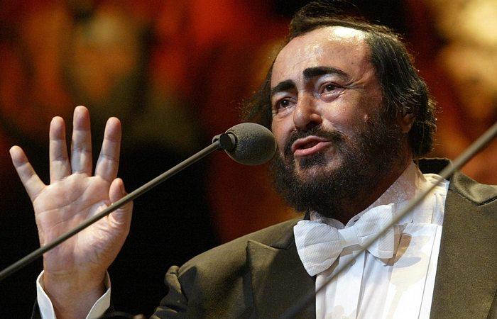 Лучано Паваротти - король верхнего до. / Фото: priorads.com