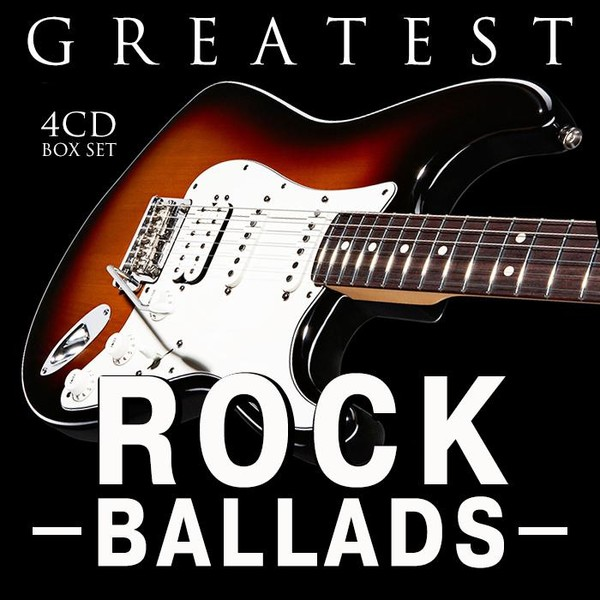 Heard Rock - The Best Of Rock Ballads